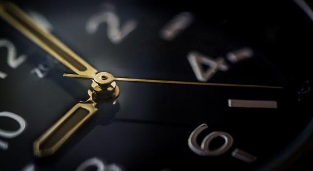 Din tid är framtidens tid