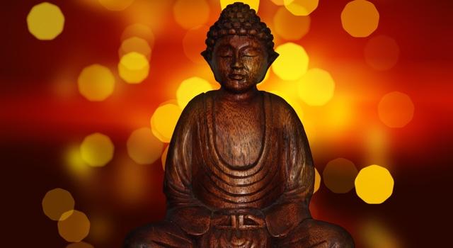 Från Buddha till Allah