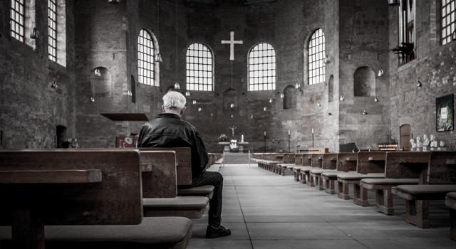 Jag lade medias och kyrkans fördomar om islam åt sidan