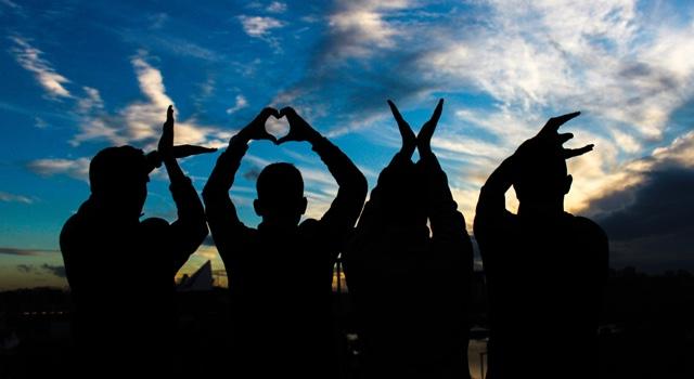 Älska din nästa som dig själv