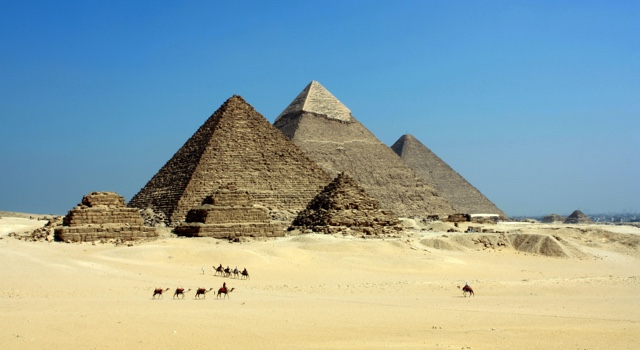 Sanningens ljus i pyramidernas land