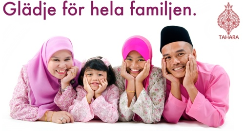 Glädje för hela familjen