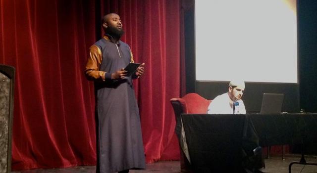 Intervju med poeten Boonaa Mohammed