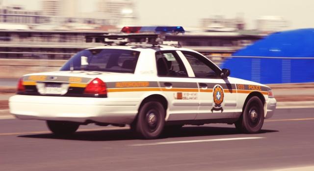 Civilpolisen som skuggade mig när jag gjorde dawah